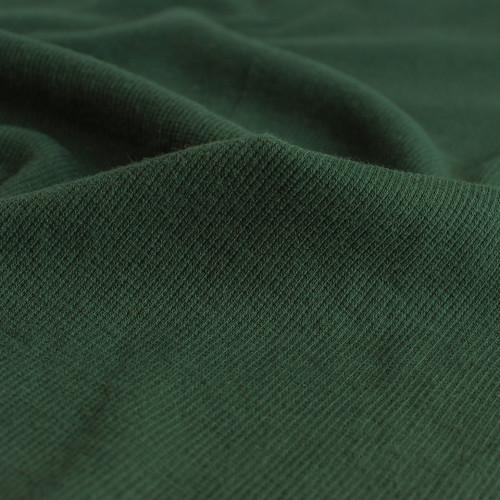 Tencel & Organic Cotton 2x2 Ribbing - Spruce | Blackbird Fabrics