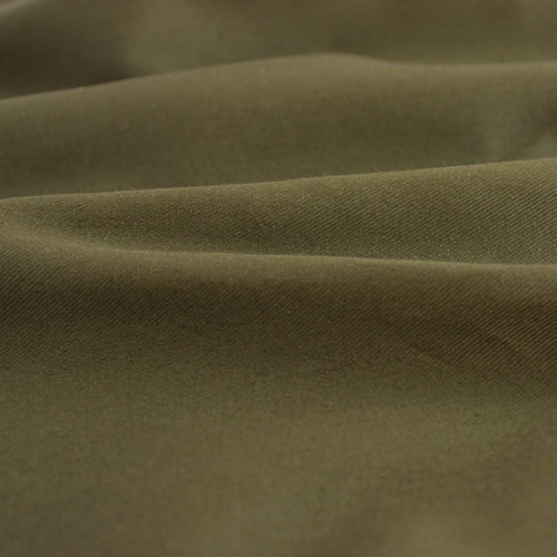 6.5oz Japanese Cotton Twill - Caper | Blackbird Fabrics