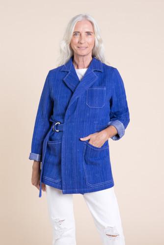 Sienna Maker Jacket by Closet Case Patterns | Blackbird Fabrics