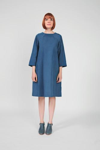 Rushcutter Dress by In The Folds | Blackbird Fabrics