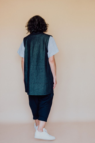 Flynn Jacket by In The Folds | Blackbird Fabrics