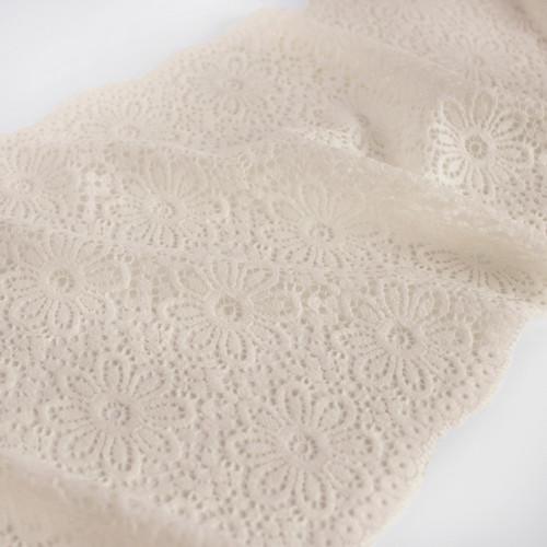 Lace Bra Kit - Ecru/Black | Blackbird Fabrics