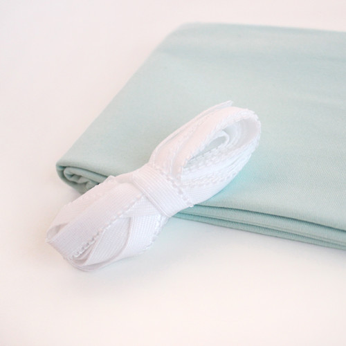 Underwear Kit - Seafoam/White | Blackbird Fabrics