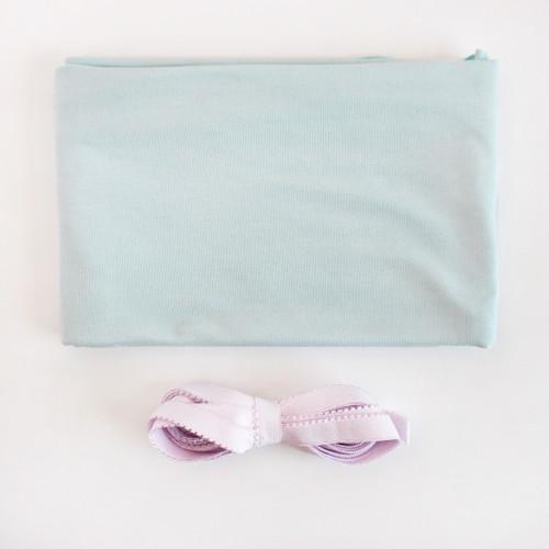 Underwear Kit - Seafoam/Lilac | Blackbird Fabrics