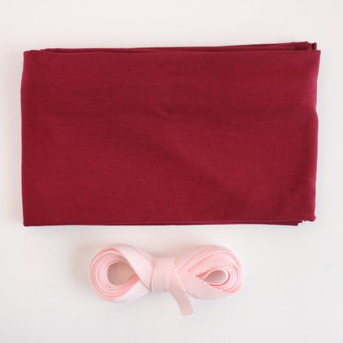 Underwear Kit - Wine   Blackbird Fabrics