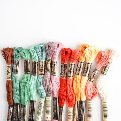 Hand Embroidery Class - June 8th | Blackbird Fabrics