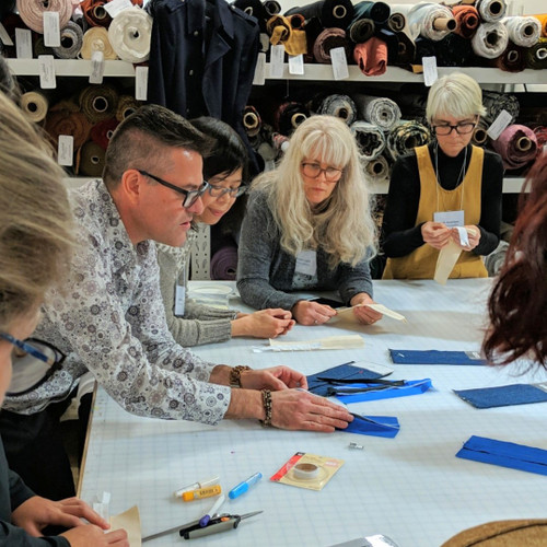 Pattern Alterations & Body Measurements for the Right Fit - March 21st | Blackbird Fabrics