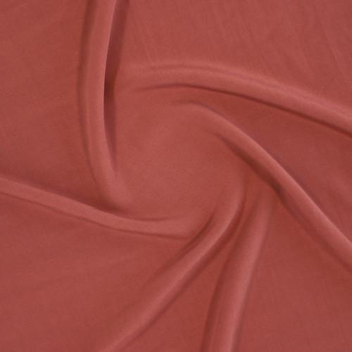 Viscose Crepe - Rosewood | Blackbird Fabrics