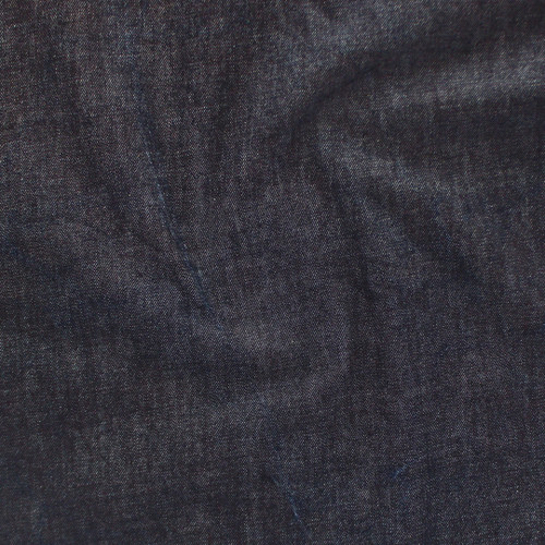 14oz Japanese Non-Stretch Denim - Dark Indigo   Blackbird Fabrics