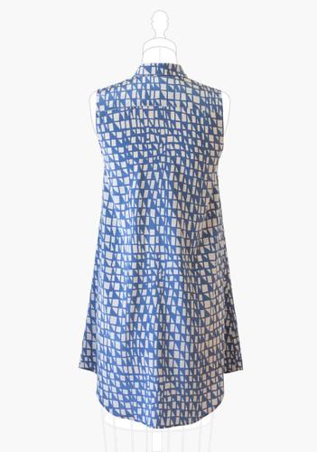 Alder Shirtdress by Grainline Studio | Blackbird Fabrics