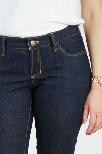 Ginger Skinny Jeans by Closet Case Patterns | Blackbird Fabrics