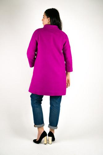 Clare Coat by Closet Case Patterns   Blackbird Fabrics