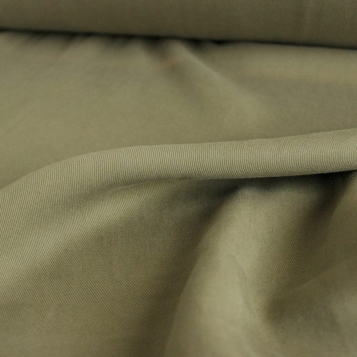 Tencel Twill II - Light Olive | Blackbird Fabrics