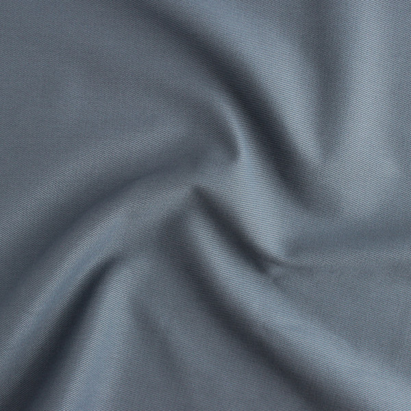 9oz Brushed Bull Denim - Slate Blue | Blackbird Fabrics