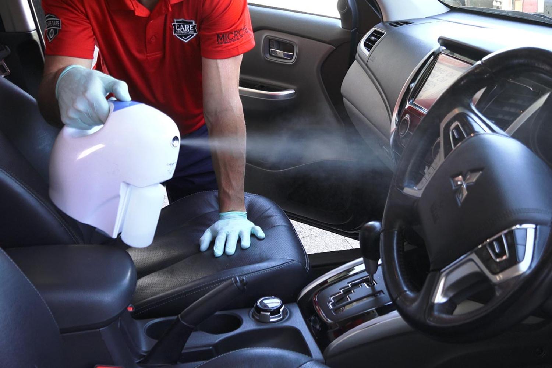 CARE Safe's Disinfecting & Sanitisation Program