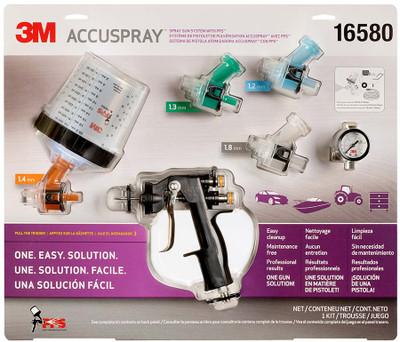 3M 16580 ACCUSPRAY Gun Kit
