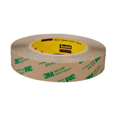 3m, 468mp, adhesive, transfer, tape, 300mm, 45m, tapes and plastic