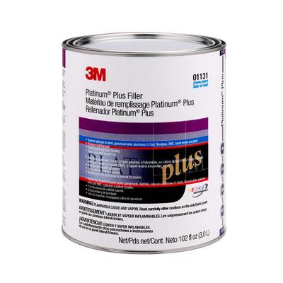 3M PLATINUM PLUS FILLER (01131) 3L