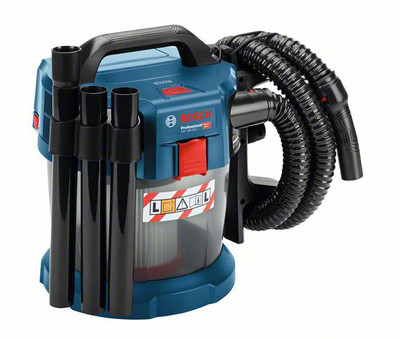 BOSCH GAS 18V-10L Cordless Dust Extractor