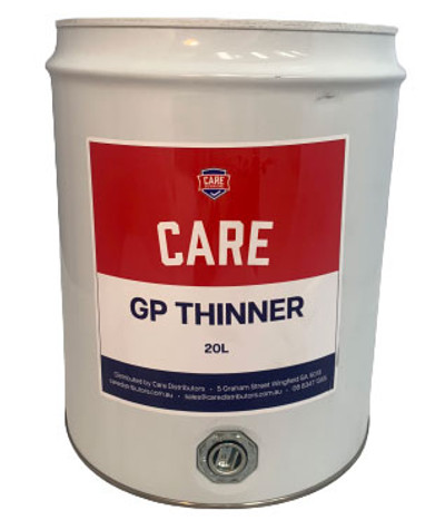 CARE ALL PURPOSE THINNERS 20L