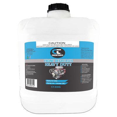 CHEMTOOLS HEAVY DUTY ENGINE DEGREASER 20L