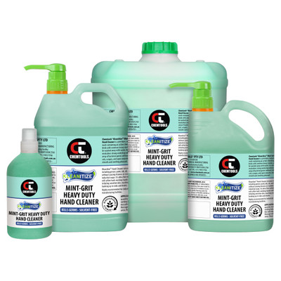 CHEMTOOLS HAND CLEANER MINT GREEN 20L