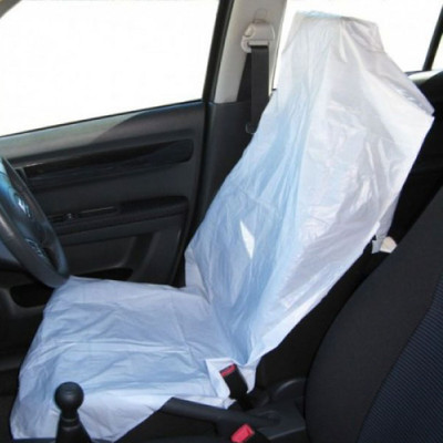 HEAD-ON DISPOSABLE SEAT COVERS - Rolls of 250