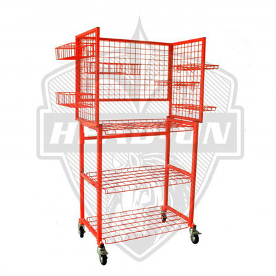 HEAD-ON WORK & MATERIAL CART