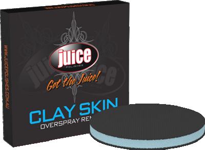 JUICE CLAY SKIN PAD