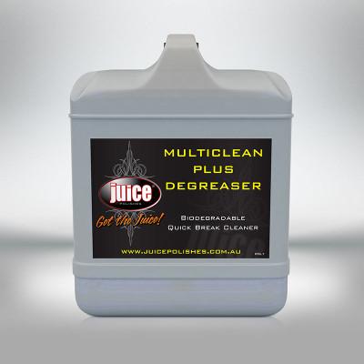 JUICE MULTICLEAN PLUS DEGREASER