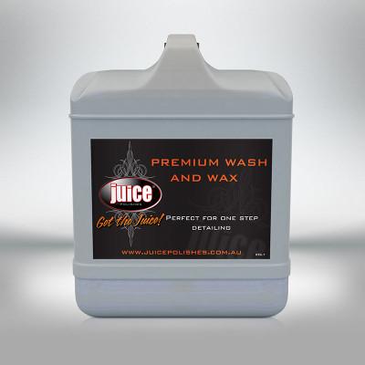 JUICE PREMIUM WASH + WAX 20L