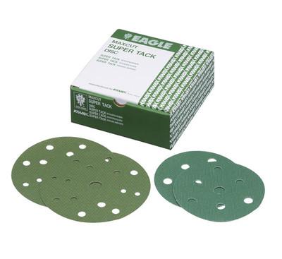 """KOVAX MAX CUT S/TACK 6"""" DISCS (BOX 50)"""