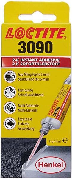 Loctite 3090 2 component, fast curing, Multi Purpose Adhesive