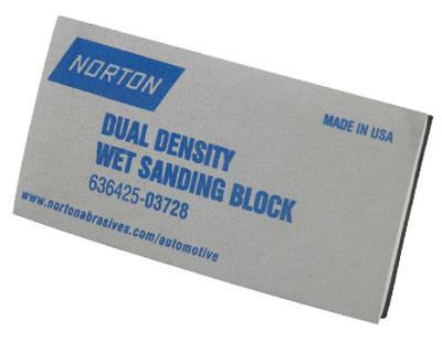 NORTON DUAL DENSITY HAND BLOCK
