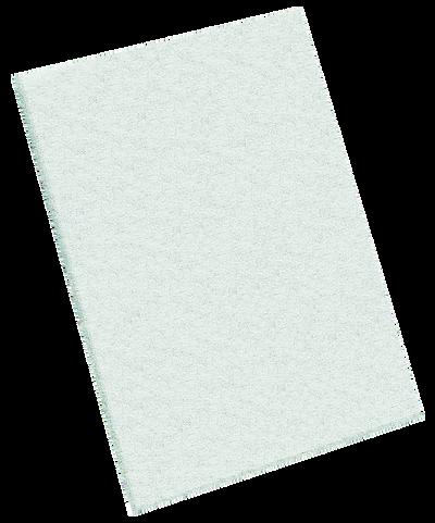 NORTON 456 HAND PADS NON ABRASIVE WHITE