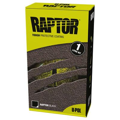 UPOL Raptor Coating Black Kit
