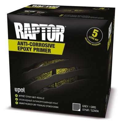 UPOL Raptor Anti-Corrosive Epoxy Primer 5L