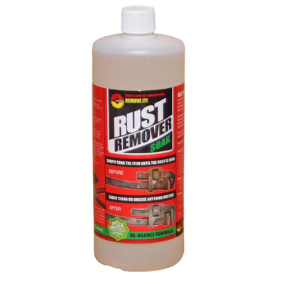 1L Ready to use Rust Remover