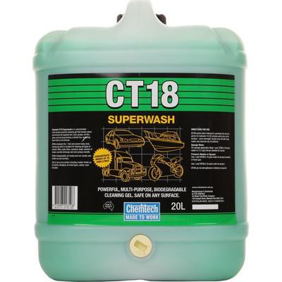 CT18 20L SUPER WASH