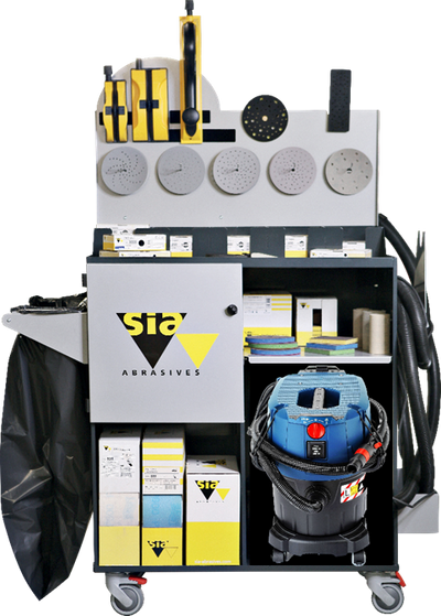 SIA PERFECT FINISH SOLUTIONS WORKSTATION