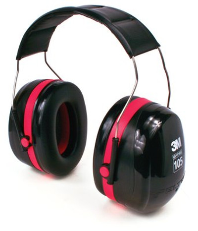 PELTOR H10A EAR MUFF 33DCB
