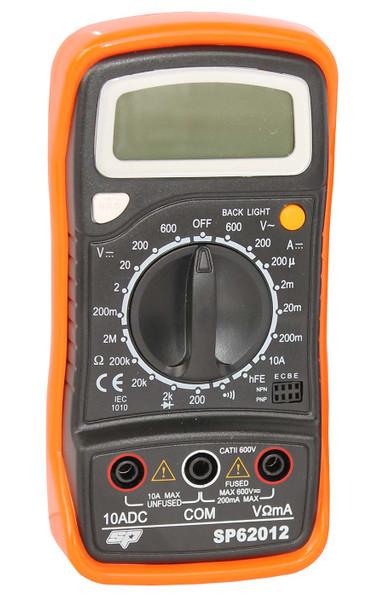 SP62012 DIGITAL MULTIMETER