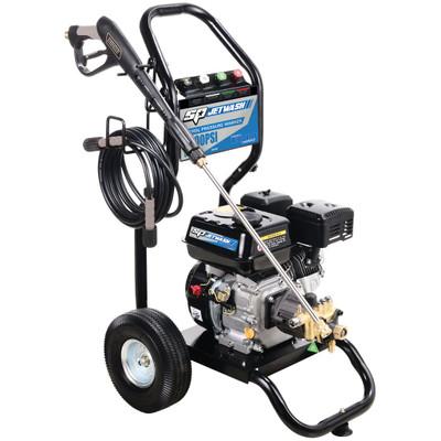 SP Tools 2500w max PSI, petrol spray pressure cleaner