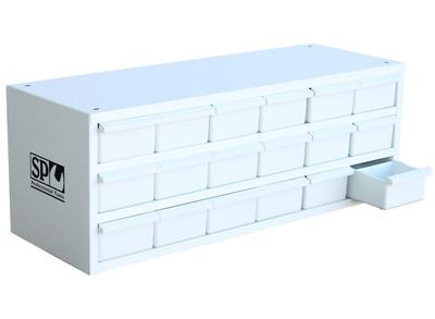 SP TOOLS STORAGE BOX 18 DRAWER 826 X 300 X 305