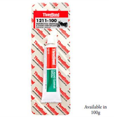 THREEBOND LIQUID GASKET 100G WHITE SMALL GAP FILL
