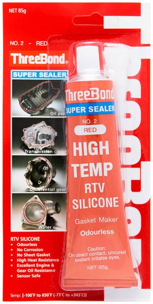THREEBOND SUPER SEALER RTV RED TUBE