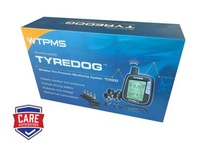 TYRE DOG TPMS 4 X INTERNAL SENSORS