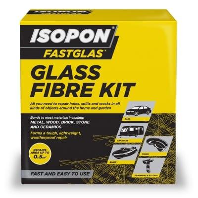 ISOPON GLASS FIBRE KIT 500ML