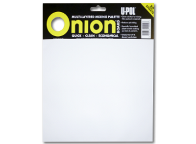 UPOL ONION MIXING BOARD