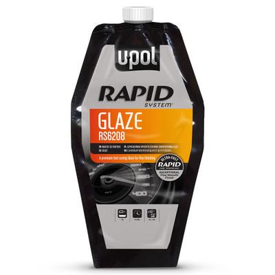 UPOL Rapid Glaze Filler Bag 880ml